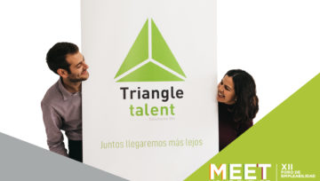 Triangle en Meet Your Future de ESIC